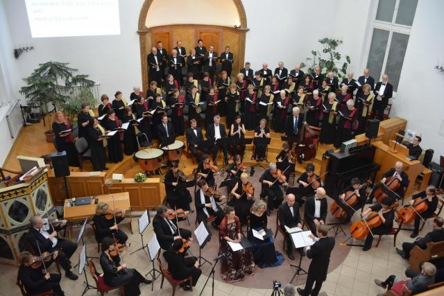 2016. 11. 27-i ünnepi koncert a Budapesti Kórussal